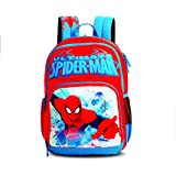 Skybags SBMarvelChamp Spiderman 03 27 Ltrs Red Casual Backpack  (SBMCSN3ERED)