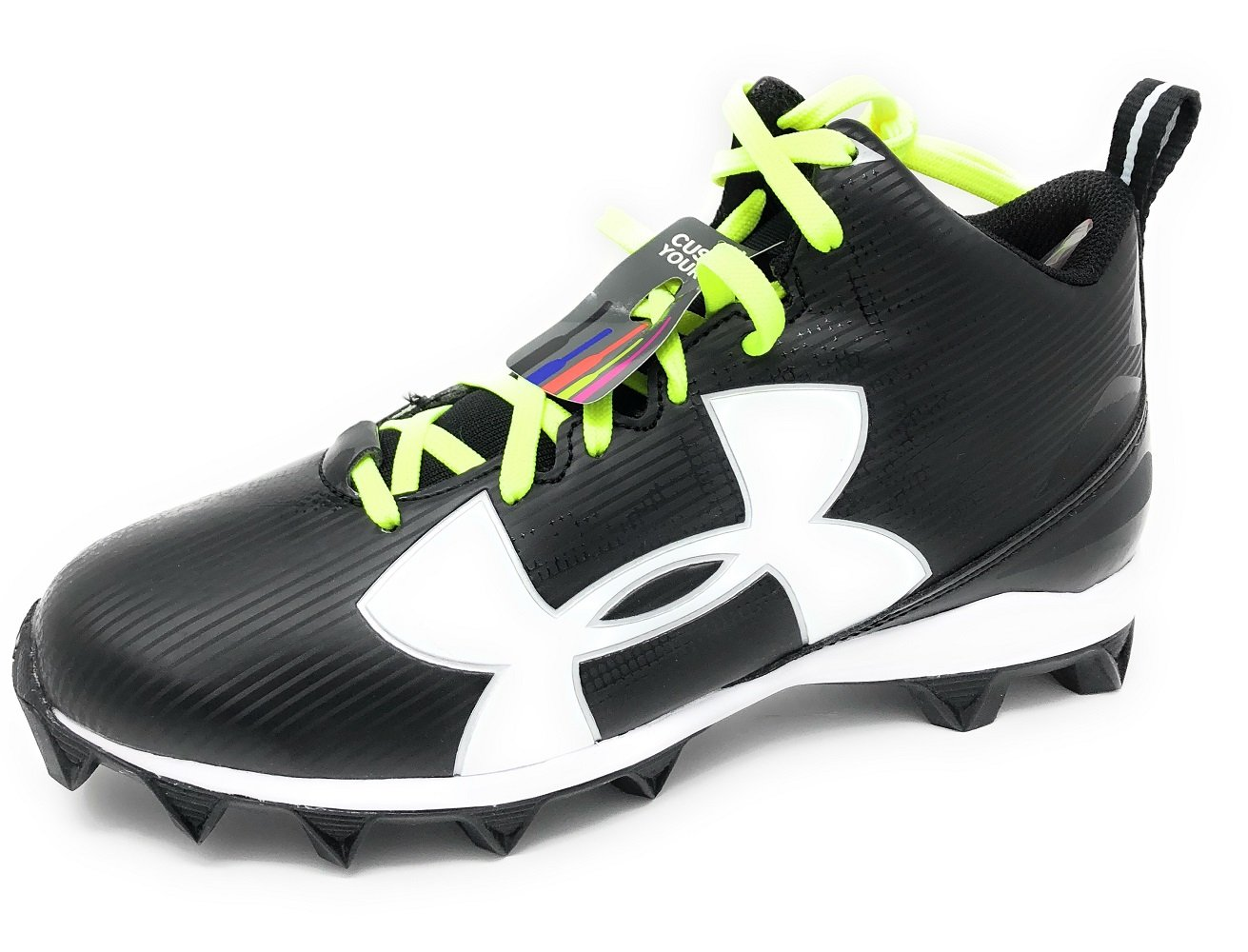 Under Armour Crusher RM Noir + Extra Lacets