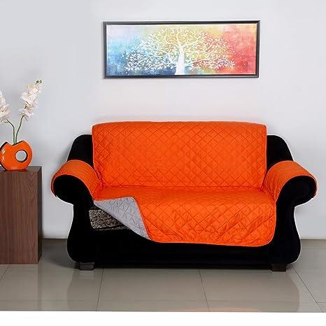 d11805bd6c Buy 2 Seater Reversible Sofa Cover 179 cm x 223 cm -  home by Nilkamal