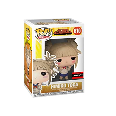 Funko My Hero Academia Himiko Toga Pop Figure (AAA Anime Exclusive): Toys & Games