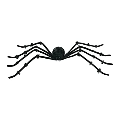 """Seasons Posable Crafty Spider Decoration, Assorted, 50"""": Toys & Games"""