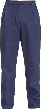 DINOZAVR Anax Chaqueta de Trabajo de algod/ón para Hombre en Azul Marino