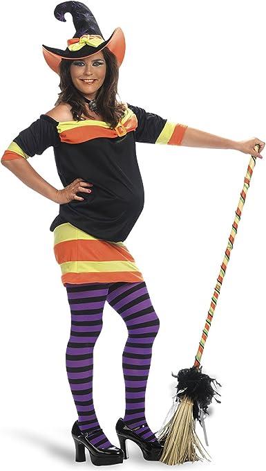 Prendas de vestir de embarazo-Disfraz de bruja 2 unidades, para ...