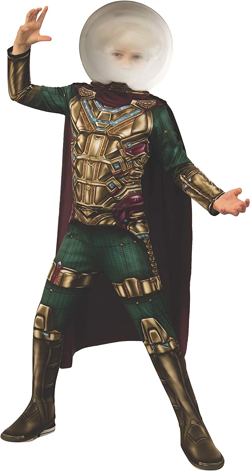 Rubie's Marvel Spider-Man Far from Home Child's Mysterio Costume, Small