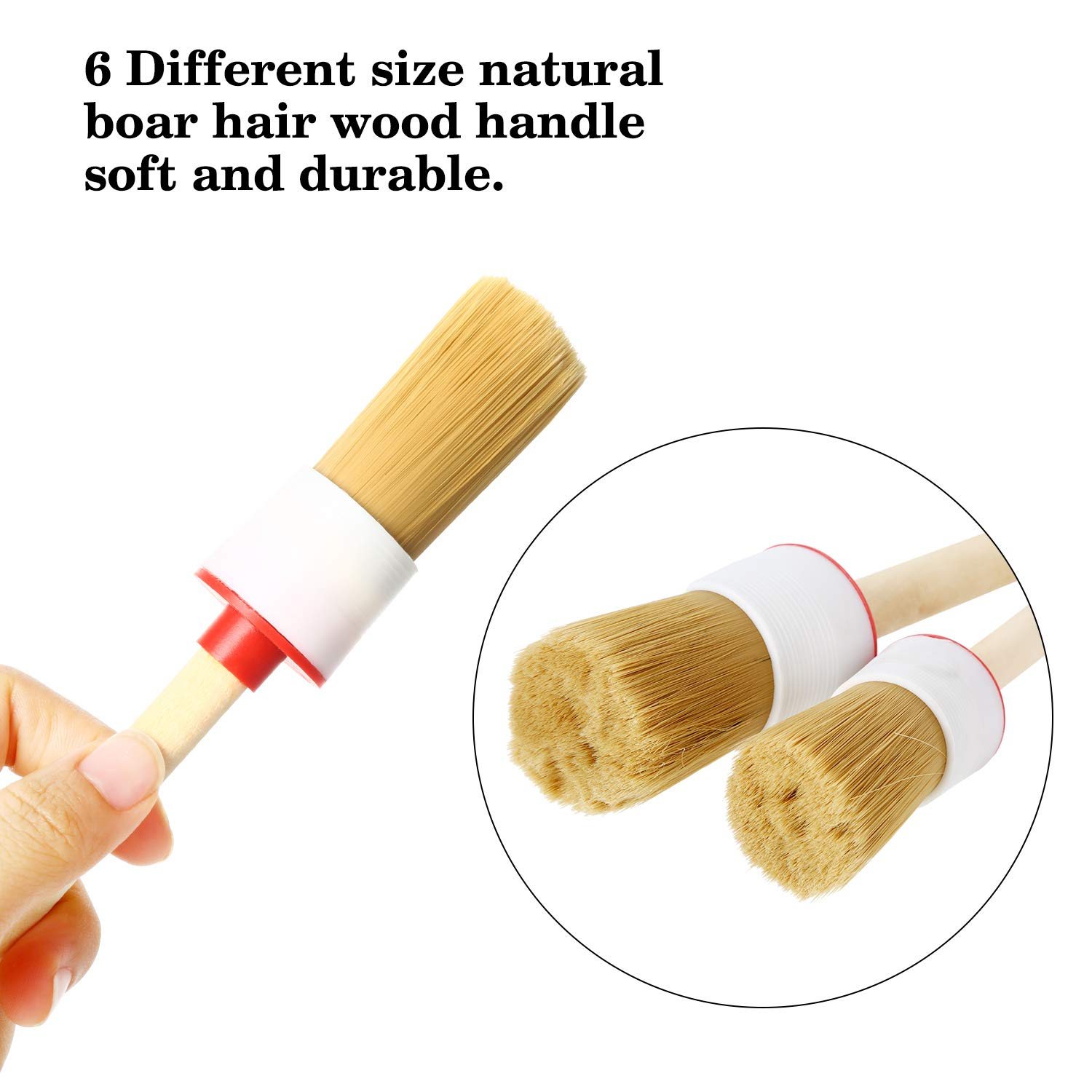 Air Vents Exterior Set of 8 Automotive Detail Brushes with 2PCS Car Air Vent Duster for Cleaning Wheels Autmor Car Detailing Brush Set Emblems Interior Leather
