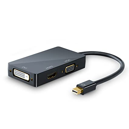 CSL - 4k 3in1 Mini Displayport 1.2 zu HDMI VGA oder DVI Adapter - 3840x2160 Vga To Dvi With Audio Wiring Diagram on