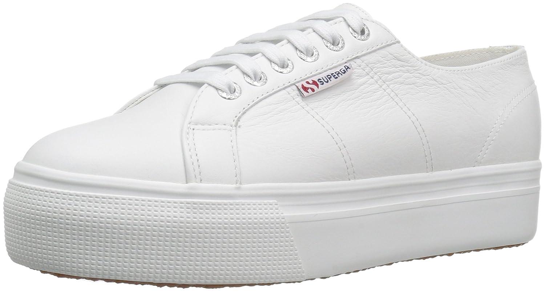 Superga Women's 2790 Fglw Fashion Sneaker, White, 37 EU6.5