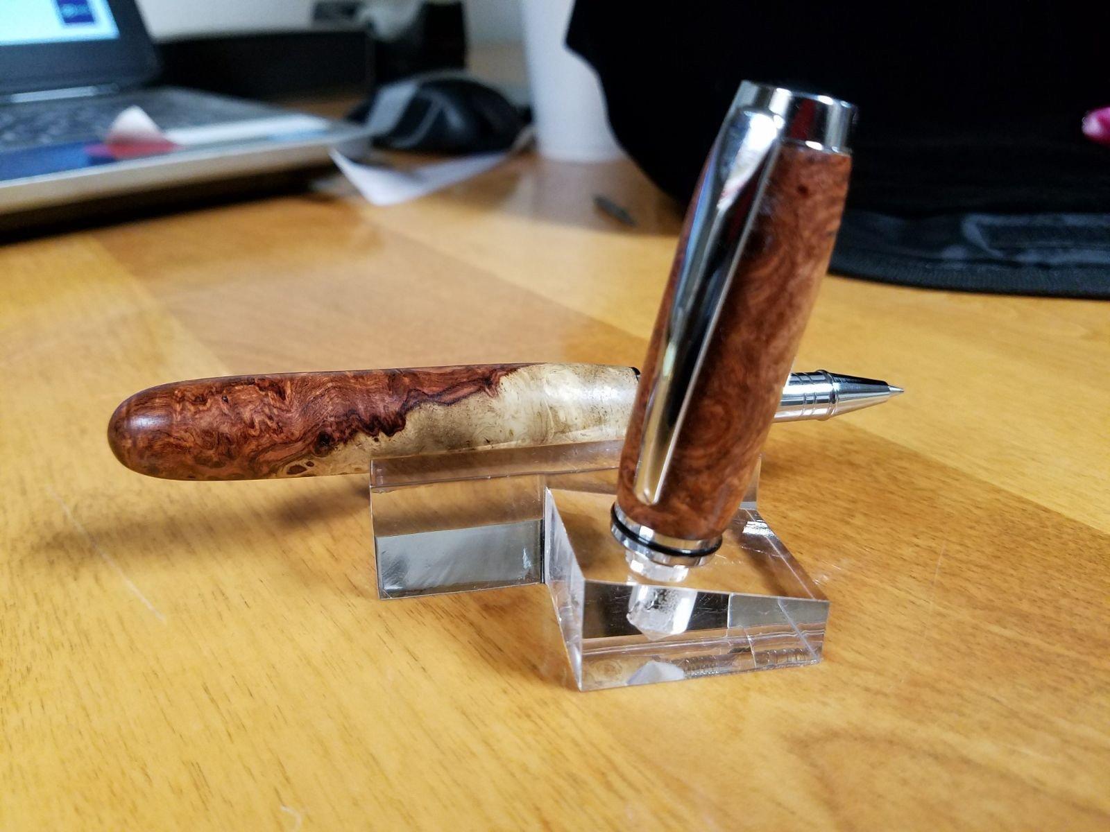 Handmade Apprentice Jr. Gentlemen's II Pen Closed End