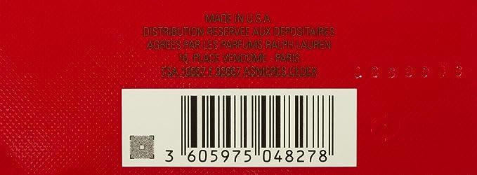 Ralph Lauren 28865 - Agua de colonia, 125 ml: Amazon.es: Belleza