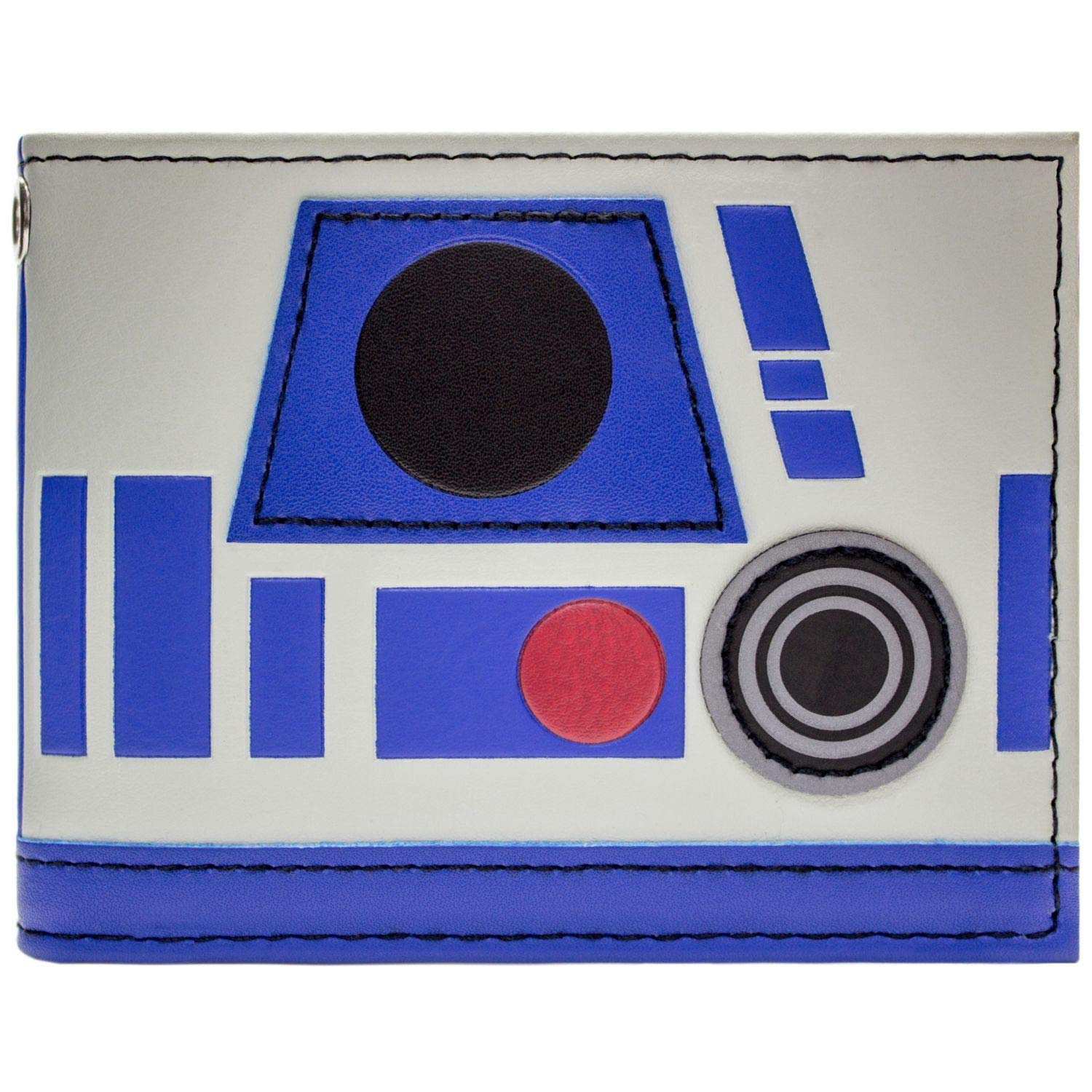 Disney Star Wars R2-D2 Bleu Portefeuille 28798
