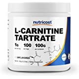 Nutricost L-Carnitine Tartrate Powder