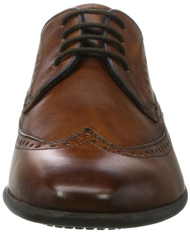 Daniel Hechter Herren 811302031100 Brogues, Braun (Cognac), 42 EU:  Amazon.de: Schuhe & Handtaschen