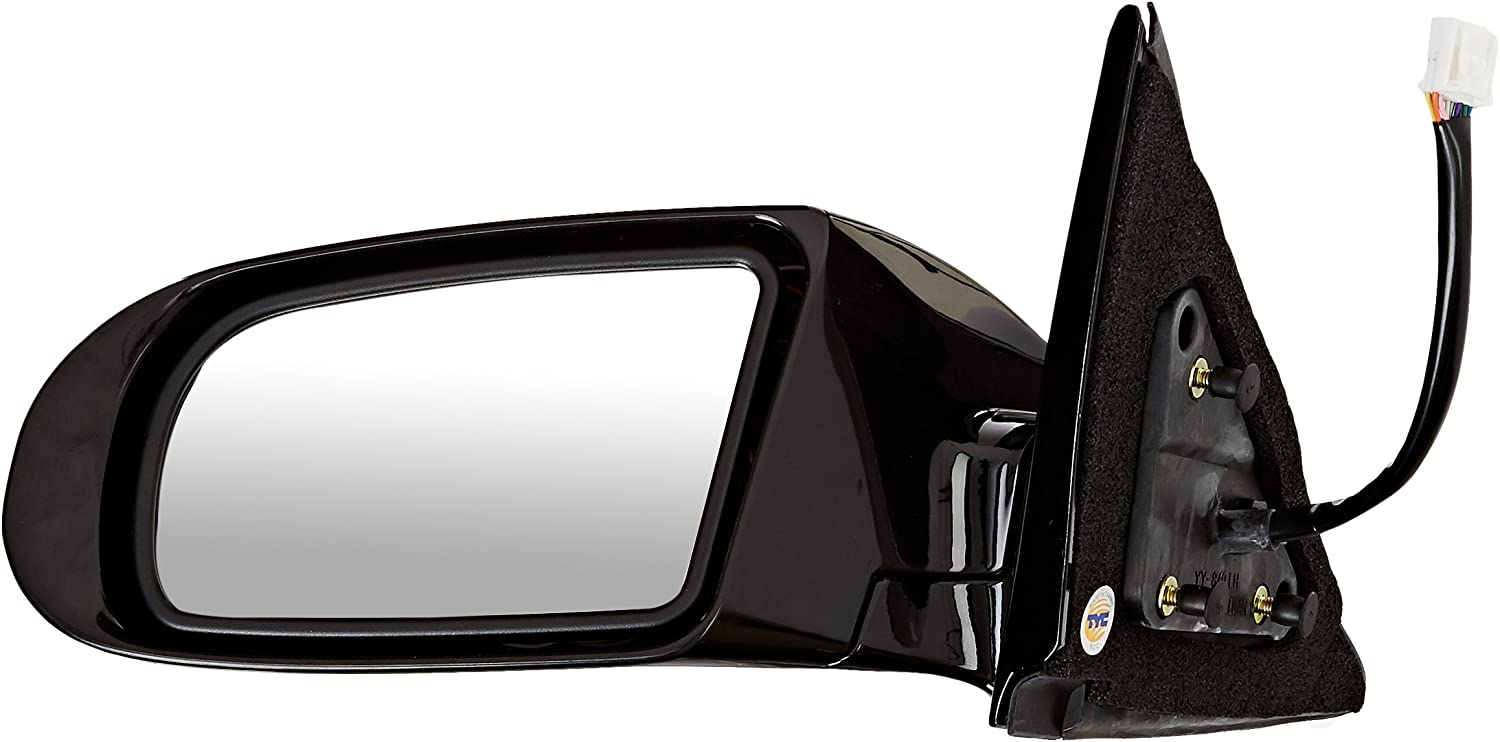 Unknown Partslink Number NI1320162 OE Replacement Nissan//Datsun Maxima Driver Side Mirror Outside Rear View