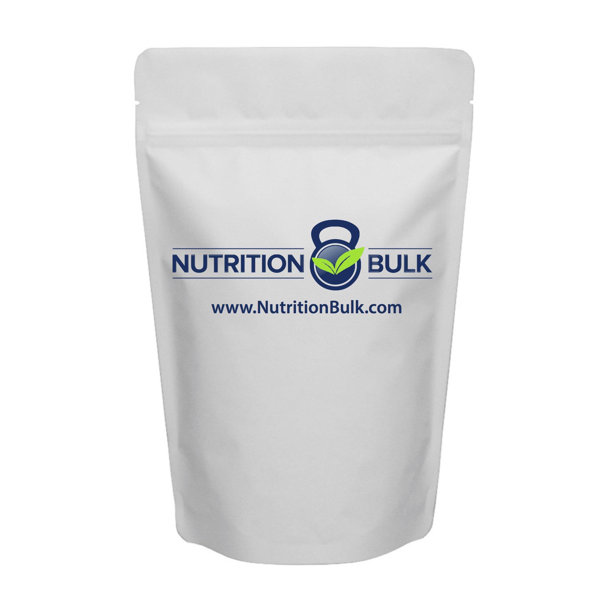 L-Lysine Powder, 5 lb Bulk, Resealable Bag, USP Pharmaceutical-Grade Dietary Supplement, 100% Pure L-Lysine HCl Amino Acid, No Fillers
