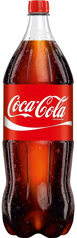 Coca-Cola - Cola Erfrischungsgetränk DPG PET - 2,0l inkl. Pfand ...