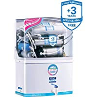New KENT Grand 8-Liters Wall-Mountable Mineral RO + UV/UF Water Purifier