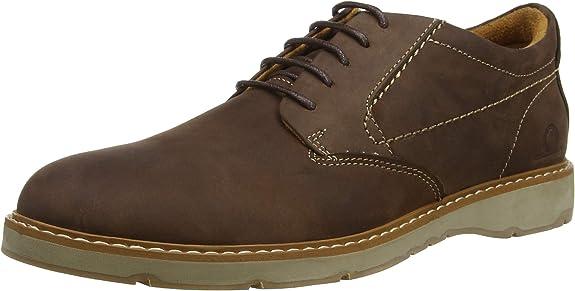 TALLA 39.5 EU. Chatham Brent, Zapatos de Cordones Derby para Hombre