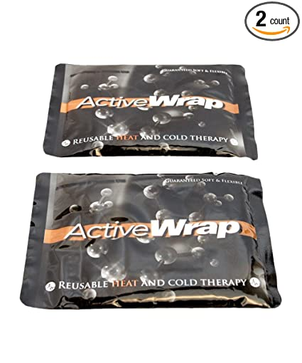 Amazon.com: ActiveWrap – Calor/Ice Packs Pequeño – freezer ...