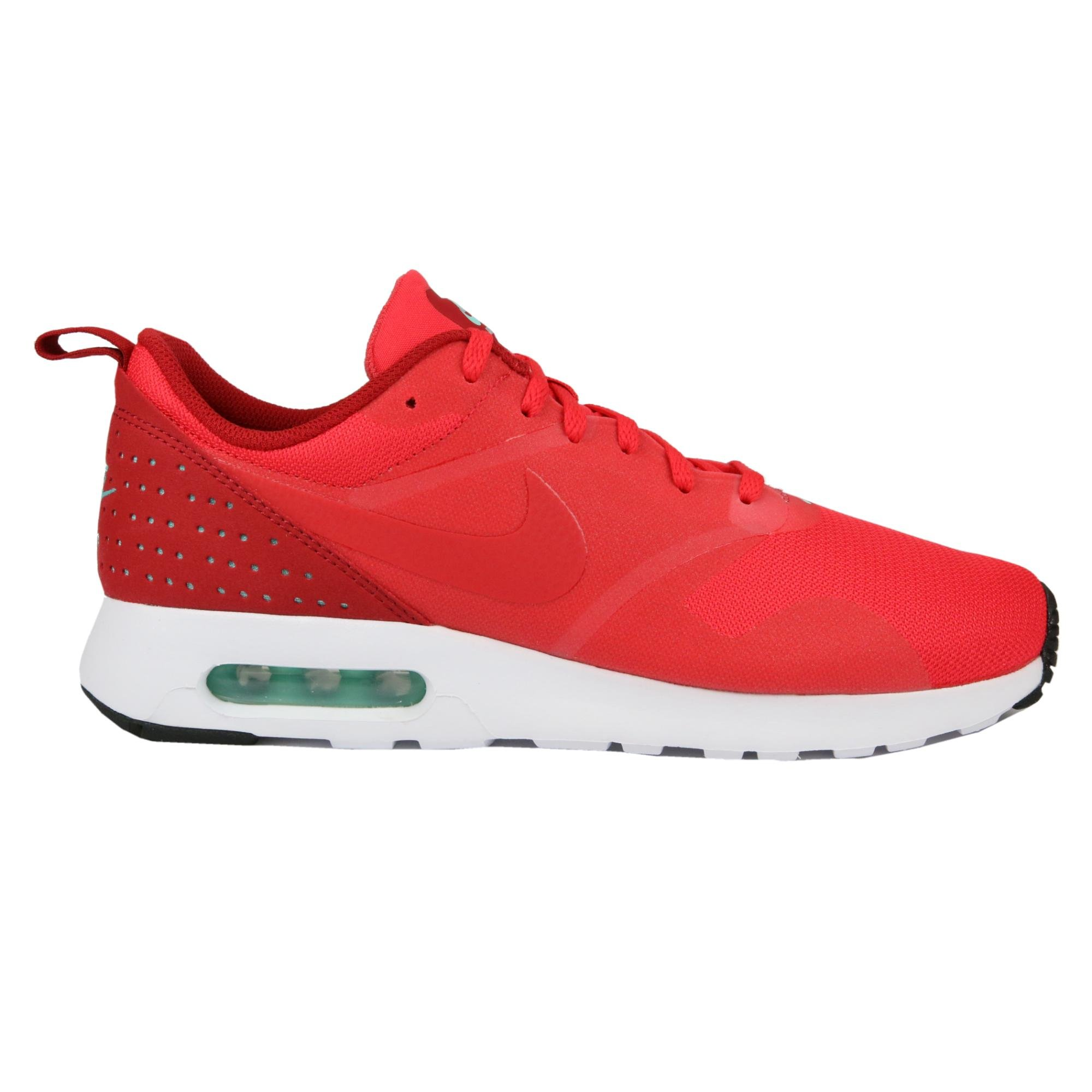 new arrival ff036 445ee Galleon - NIKE Men s Air Max Tavas, Action RED Action RED-Gym RED-White,  10.5 M US