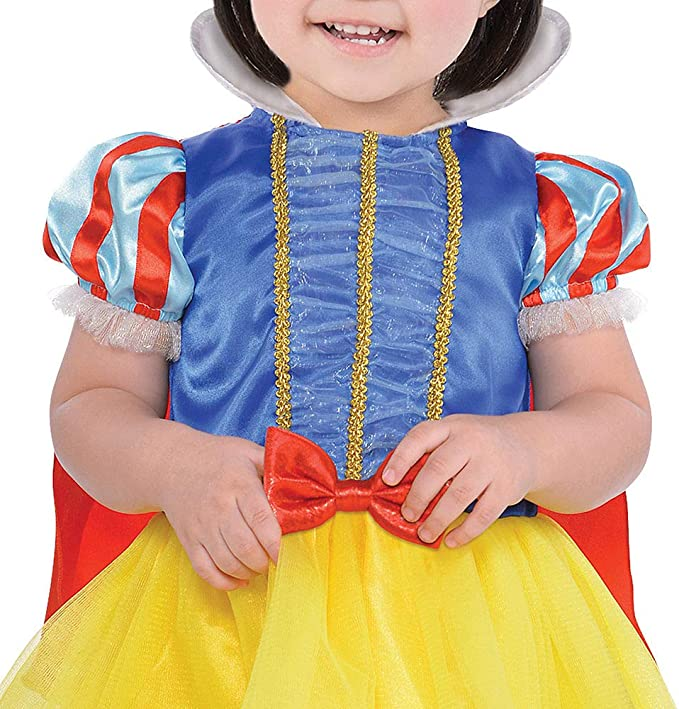 Amazon.com: Traje Yourself Classic Blancanieves Halloween ...