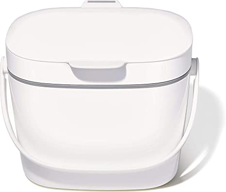 OXO Good Grips Easy-Clean Compost Bin