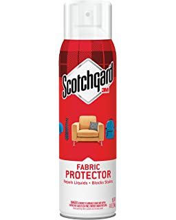 Scotchgard Fabric U0026 Upholstery Protector, 1 Can, 14 Ounce