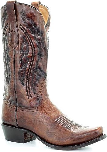 CORRAL Men's Jim Western Boot Narrow