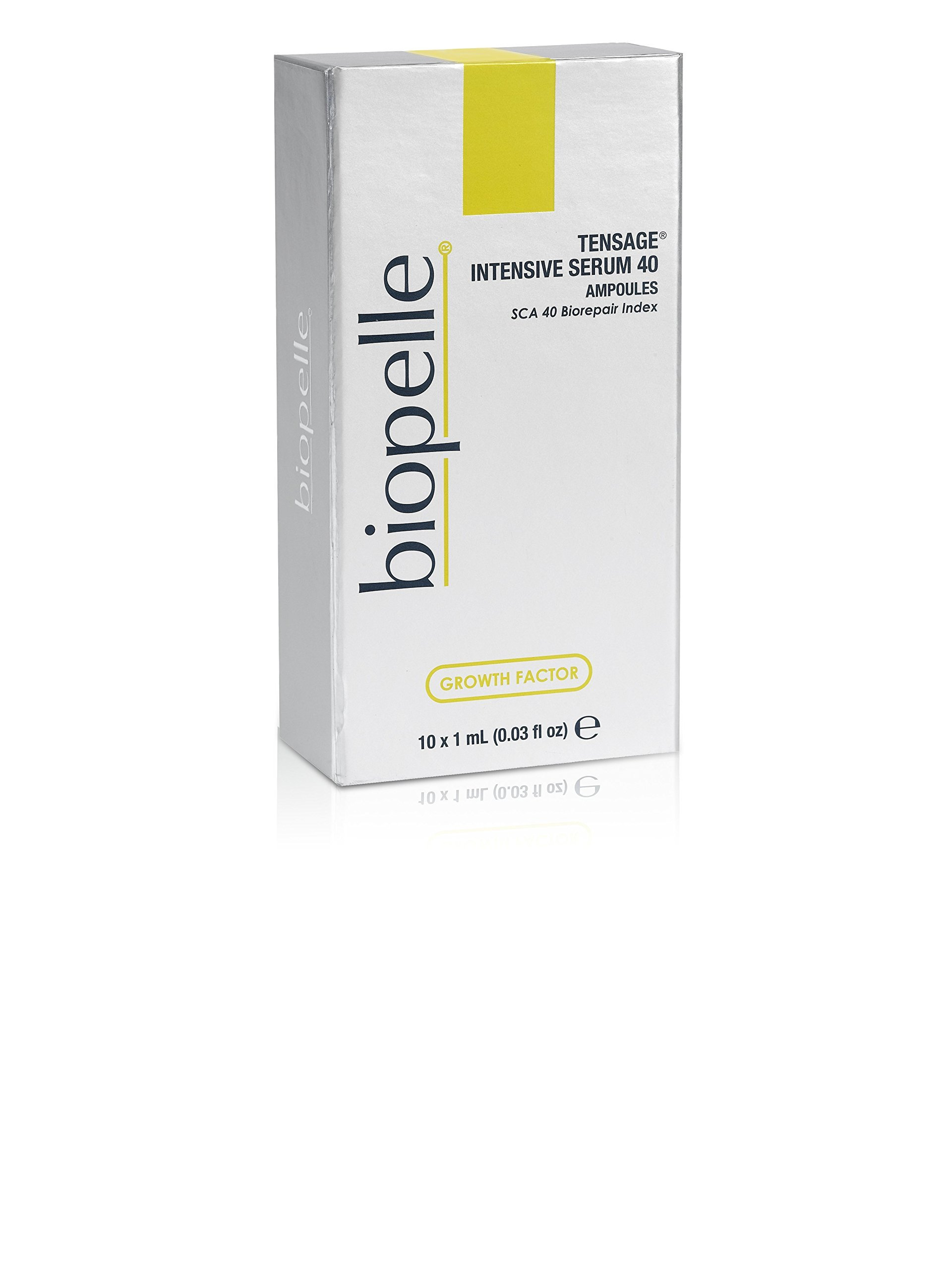 Biopelle Tensage Intensive Serum 40 10 Ampoules by biopelle