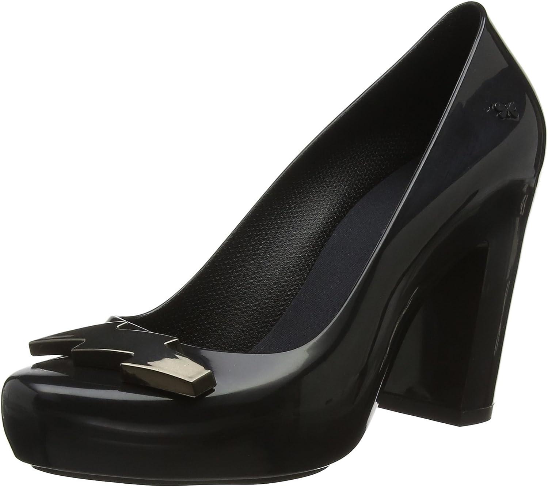 Zaxy Fever Court Bolt, Zapatos de tacón con Punta Cerrada para Mujer