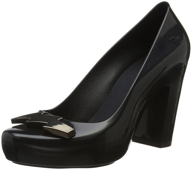 TALLA 38 EU. Zaxy Fever Court Bolt, Zapatos de tacón con Punta Cerrada para Mujer