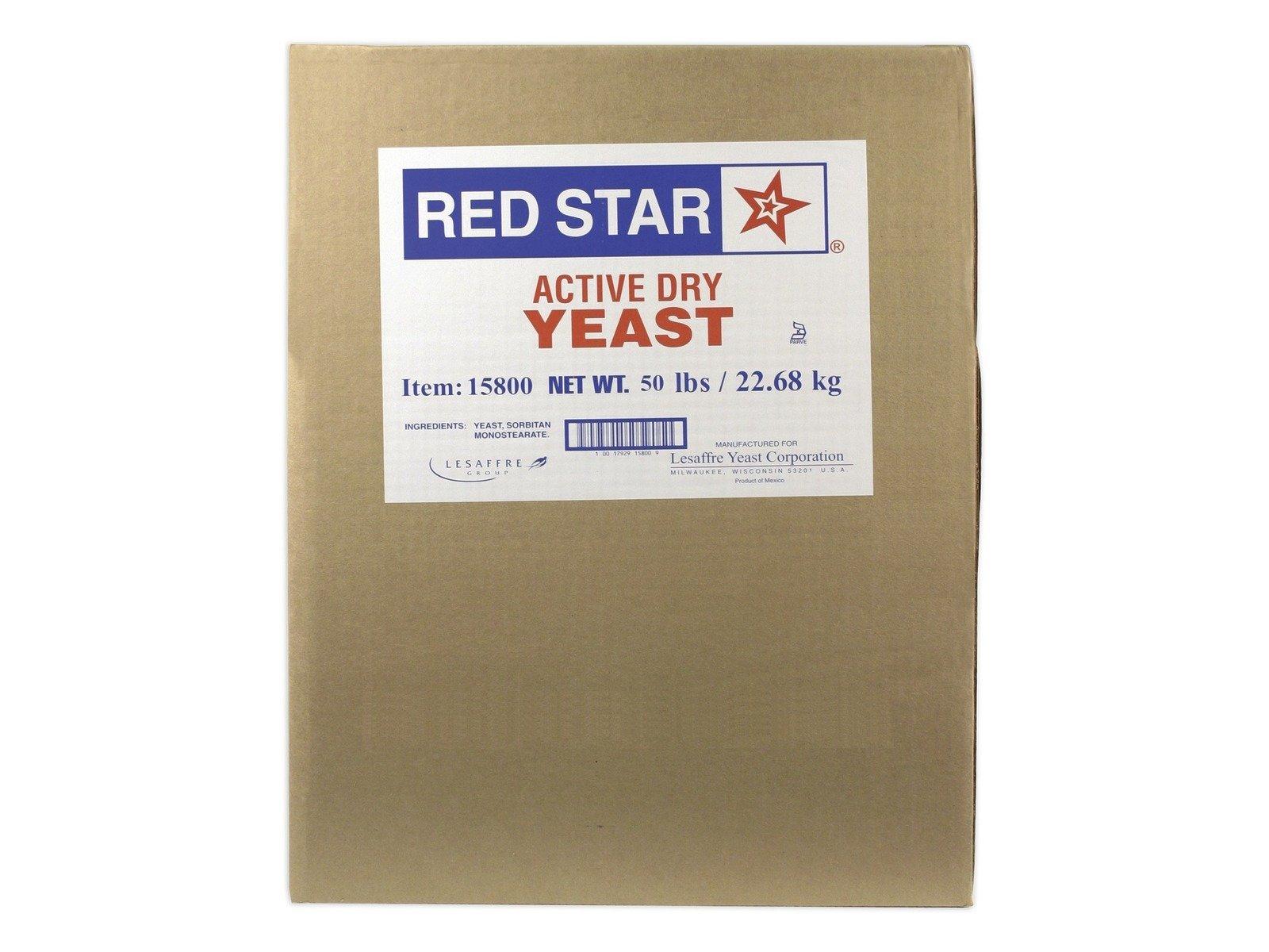 RED STAR YEAST FLAKE NUTRTNL, 50 LB