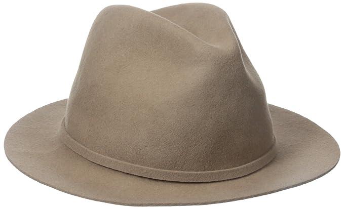d285c5fcdb72b Woolrich Men s Crushable Cut Edge Safari Hat  Amazon.in  Clothing ...