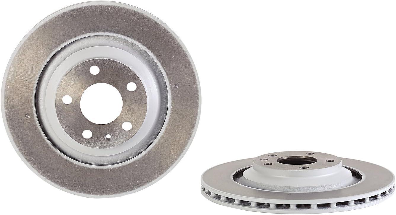 Brembo 09.8842.21 UV Coated Rear Disc Brake Rotor
