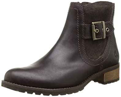 Amazon.com | Timberland Women's Earthkeepers Bethel Ankle Boot ...