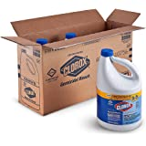 Clorox Liquid Bleach - 121-Oz. Bottle - Case Of 3