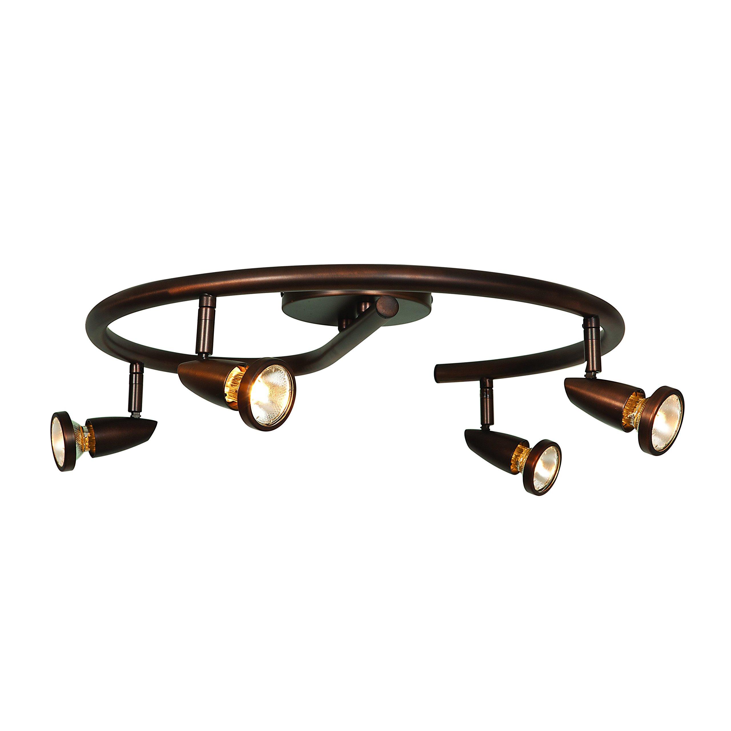 Access Lighting 52222LEDD-BRZ Mirage G Cluster Spotlight, Bronze