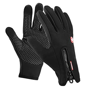 Gloves touch screen gloves windproof outdoor cycling ski gloves unisex