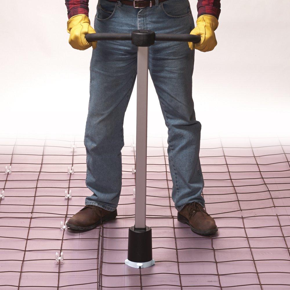 Malco SM1  Smart Tool Stapler for PEX Radiant Heating Installation