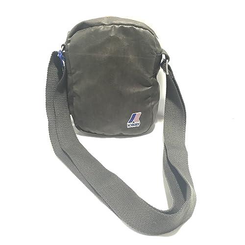 K Way Borsa Borsello Uomo Donna Tracolla Bag Men Woman K.Fold Small Ammo K1521