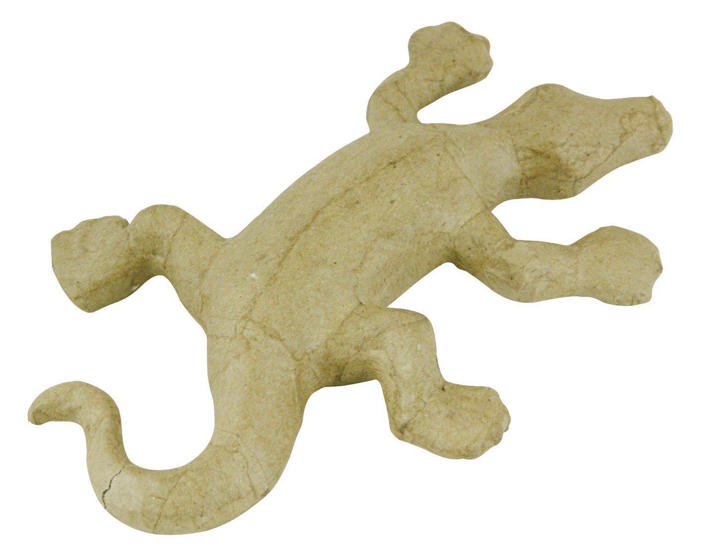 Decopatch ap136o 6/cm Figurine Spider en Papier m/âch/é Marron