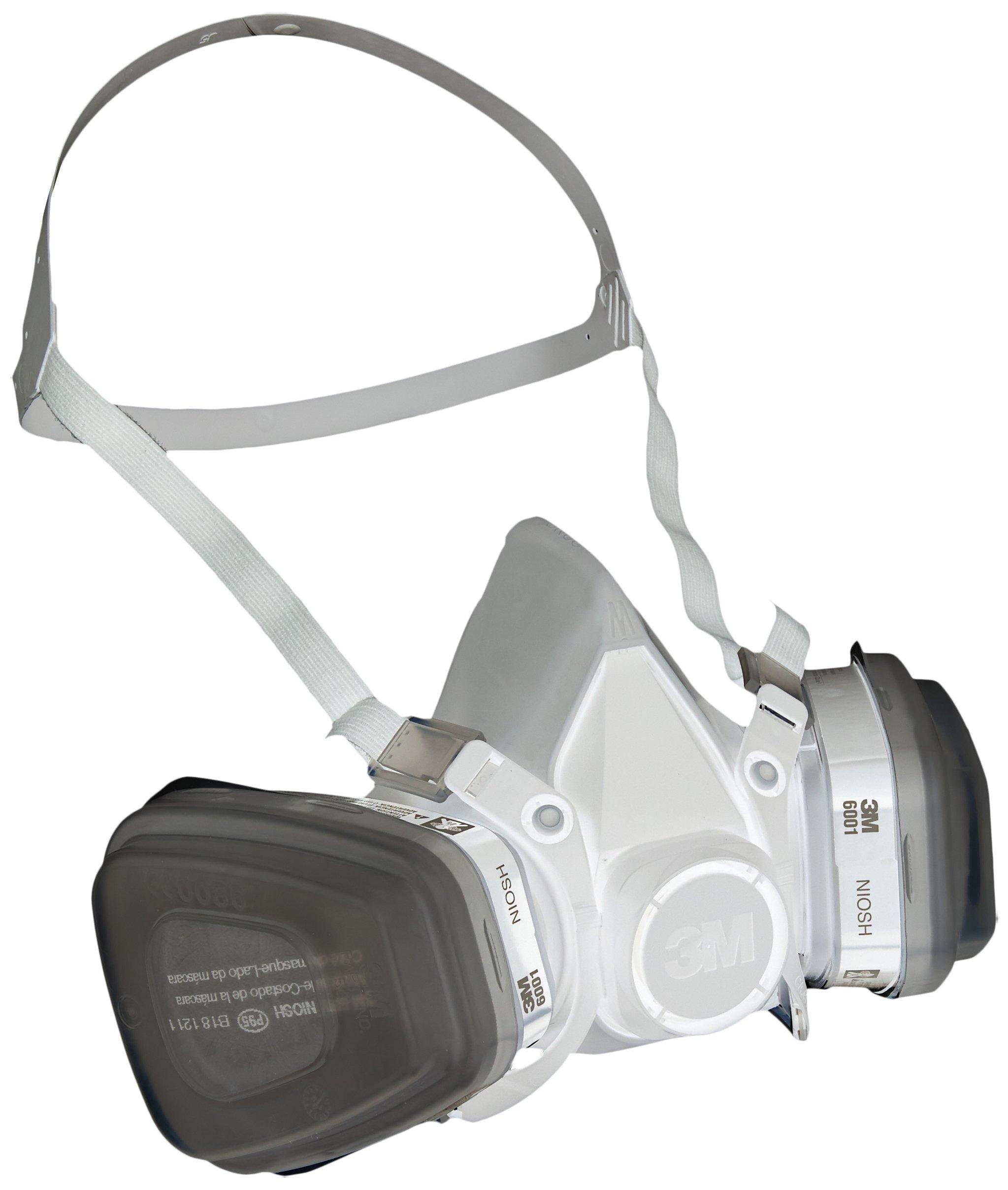 3M 07178 Dual Cartridge Respirator