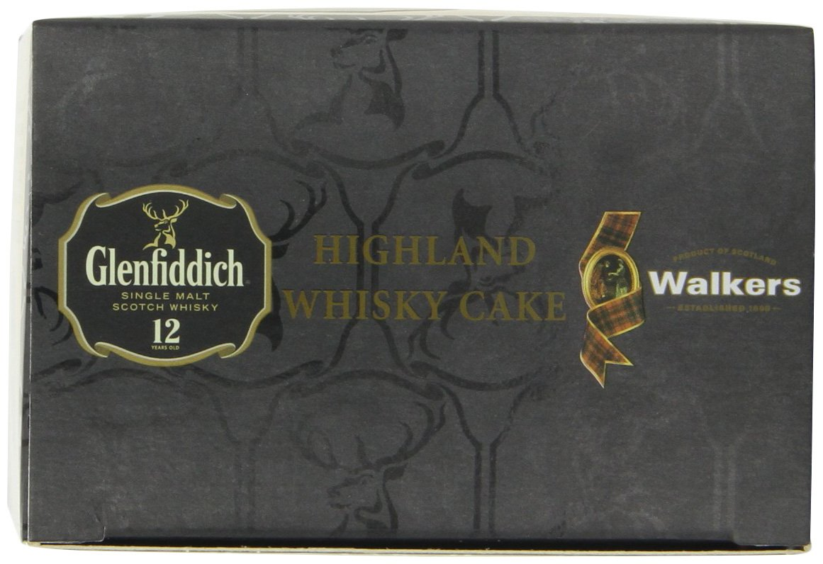 Walkers Shortbread Glenfiddich Highland Whisky Cake, 14.1 Ounce Box Traditional Scottish Fruit Cake with Glenfiddich Malt Whisky, Cherries, Sultanas by Walkers Shortbread (Image #5)