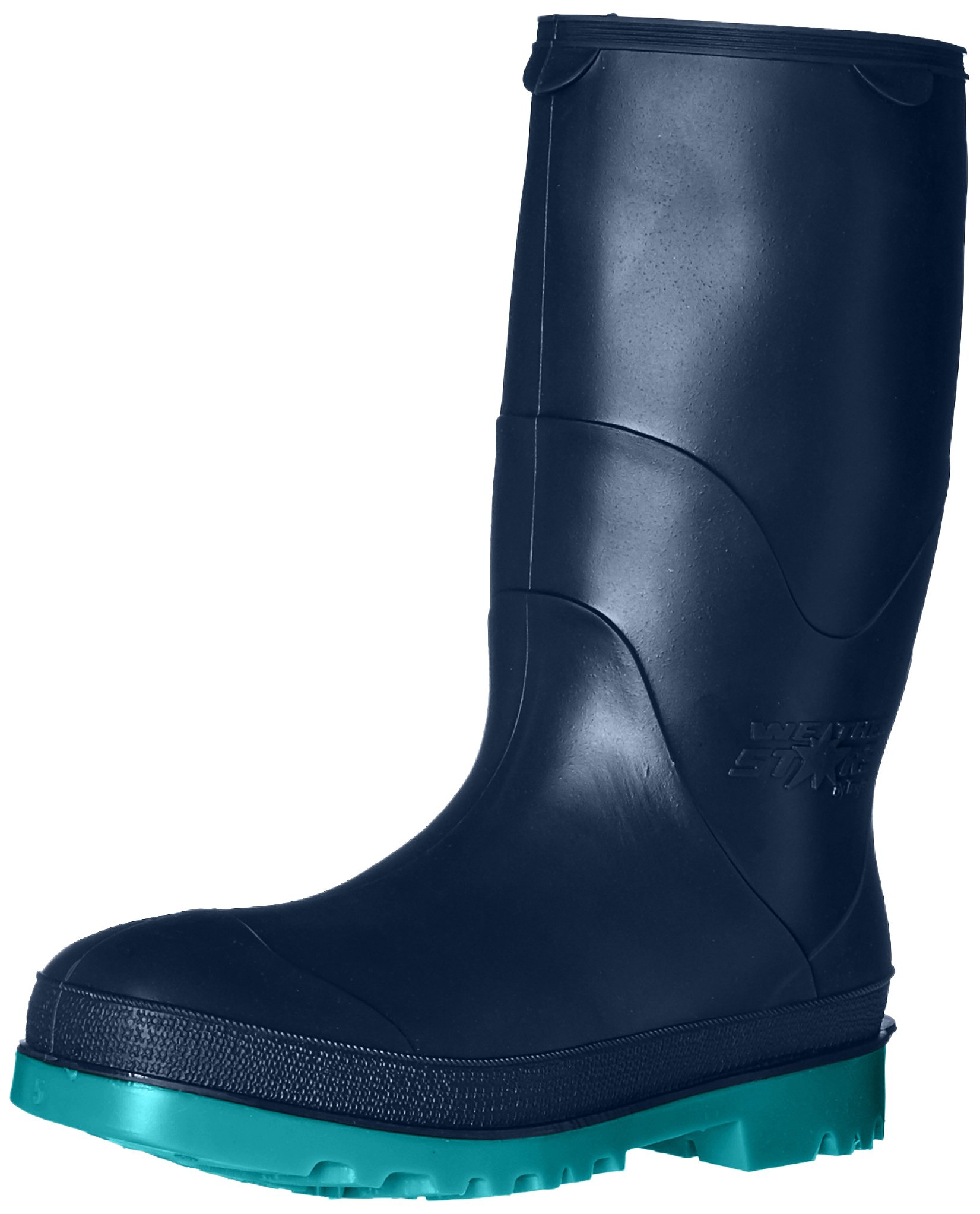 STORMTRACKS 11768.04 Youths' Boot, Size 04, Blue/Green by STORMTRACKS (Image #9)