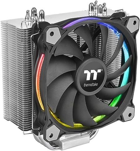 Thermaltake Riing Silent 12 RGB Sync Edition - Ventilador bajo ...