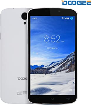 Moviles Libres, DOOGEE X6S Dual SIM Movil, 4G Android 6.0 ...
