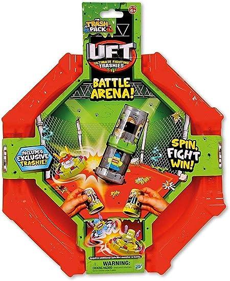 Giochi Preziosi Los Basurillas - Trash Pack UFT - Blíster Battle Pack: Amazon.es: Juguetes y juegos