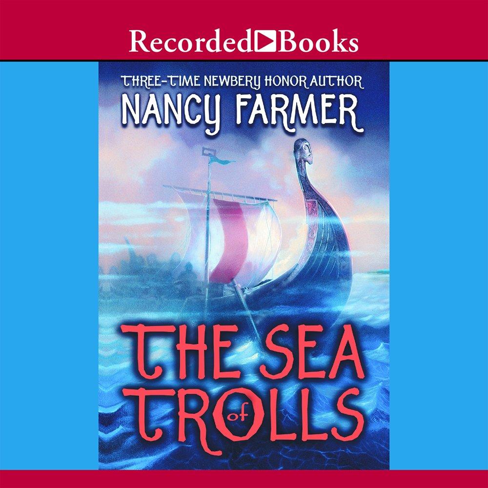 Sea of Trolls (Sea of Trolls Trilogy (Audio))