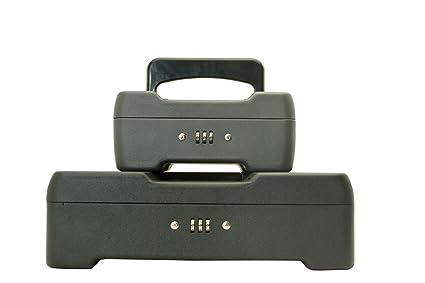 Helix Premium - Caja de caudales con cerradura de combinación, 30 ...