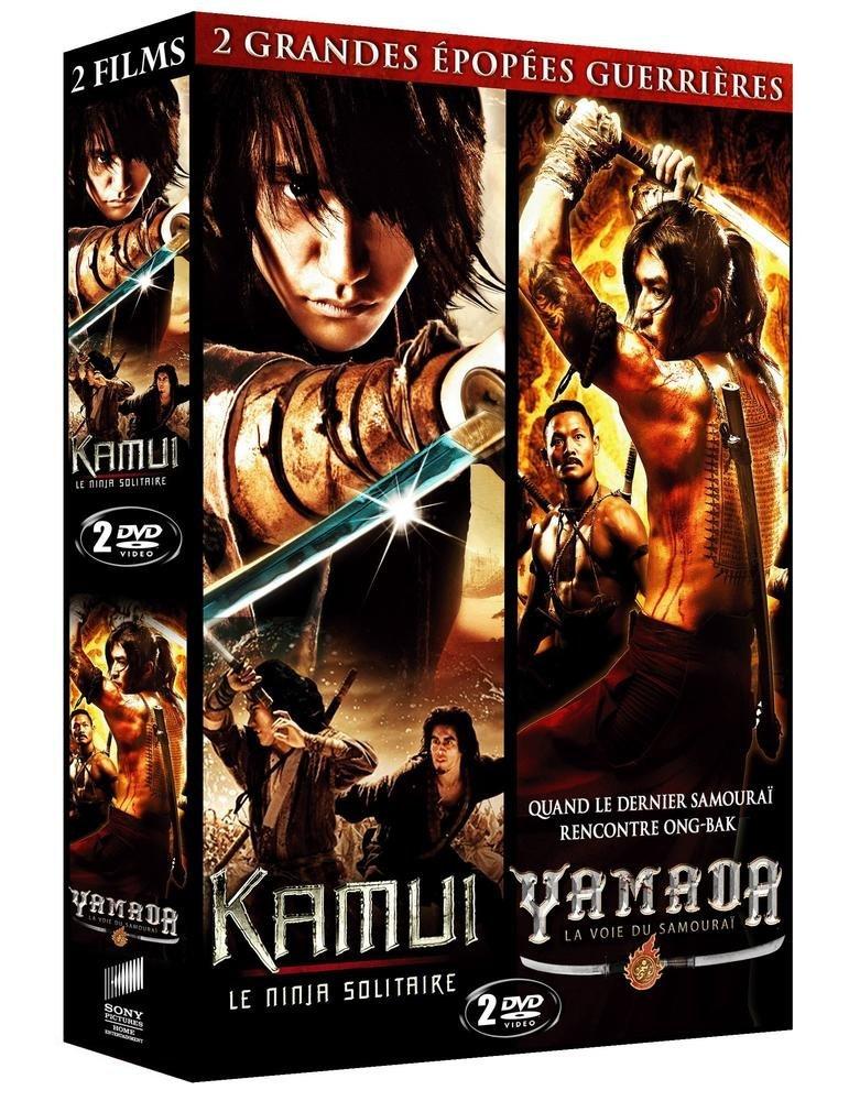 Amazon.com: 2 grandes épopées guerrières : Kamui, le ninja ...