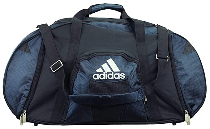 new arrive presenting hot sale adidas Large Travel Duffel Bag, Dark Navy